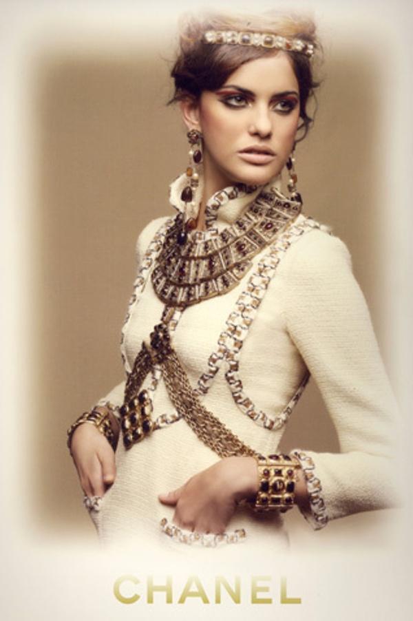 Nakit 4. Chanel Paris Byzance kolekcija