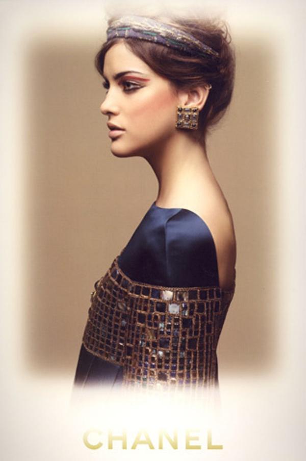 Nakit 5. Chanel Paris Byzance kolekcija