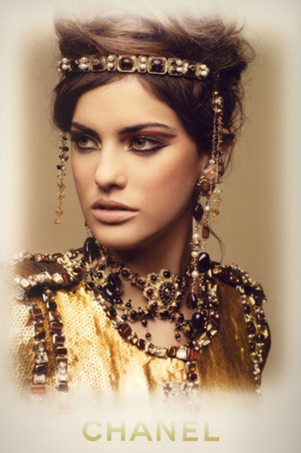 Nakit. Chanel Paris Byzance kolekcija