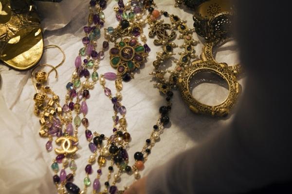 Nakit Chanel Paris Byzance kolekcija