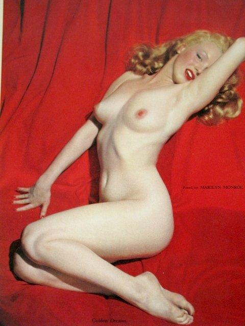 Naslovna strana plejboja Marilyn Monroe – seks simbol 20. veka