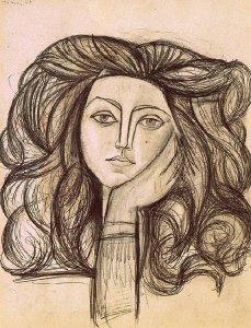 PicassoFrancoiseGilot Muze na Zemlji: Sedam muza Pabla Pikasa
