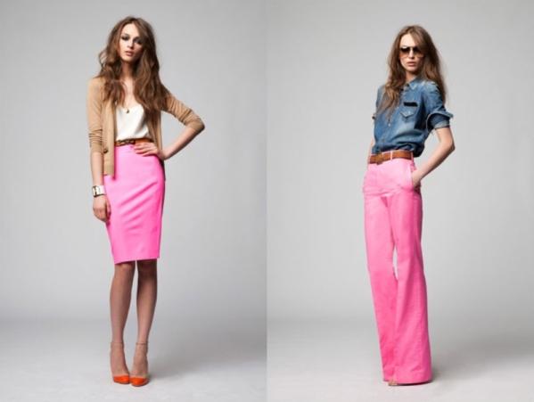 Picnik collage15 Modni trend: Fantastična pink