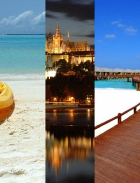 Romantične destinacije za medeni mesec