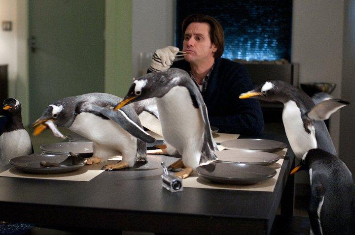 Pingvini moga tate Avgustovski filmski koktel