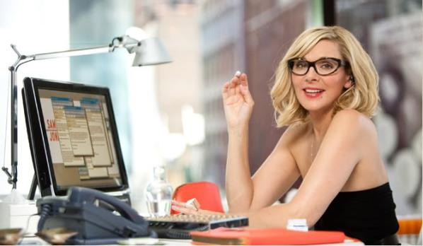 SamanthaJones2 Holivud kao inspiracija: poslovni stil