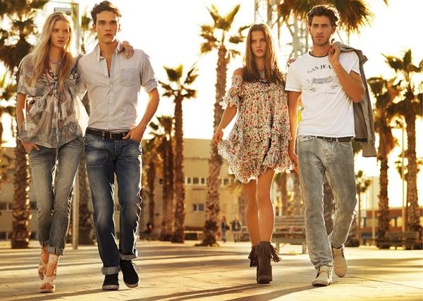 Gas Jeans proleće/leto 2011.
