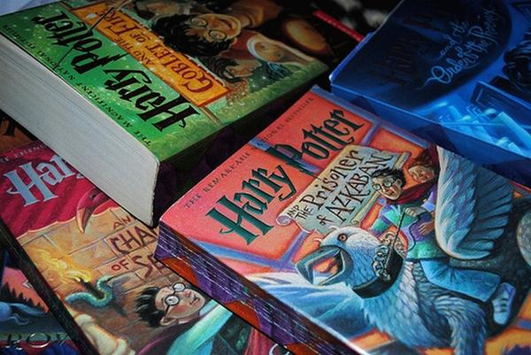 Slika 13 Hari Poter   sve se završava