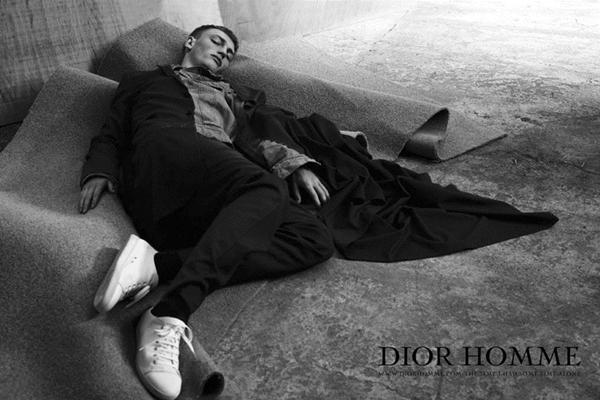 Dior Homme za proleće/leto 2011.