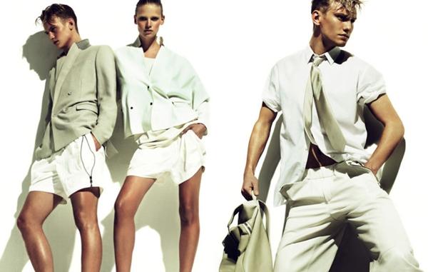 Slika 24 CK by Calvin Klein proleće/leto 2011.
