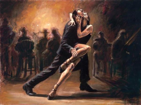 Slika 26 ¡Vamos a bailar! Tango
