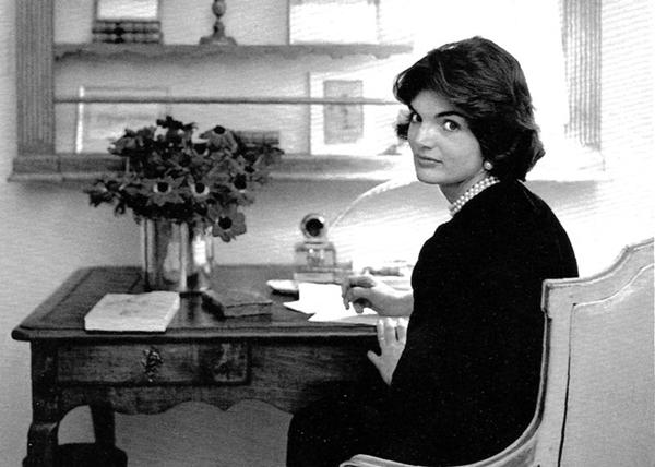 Slika 27 Dive XX veka: Prva dama