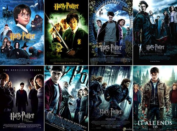 Slika 33 Hari Poter   sve se završava