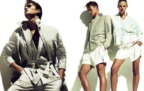 Slika 44 CK by Calvin Klein proleće/leto 2011.