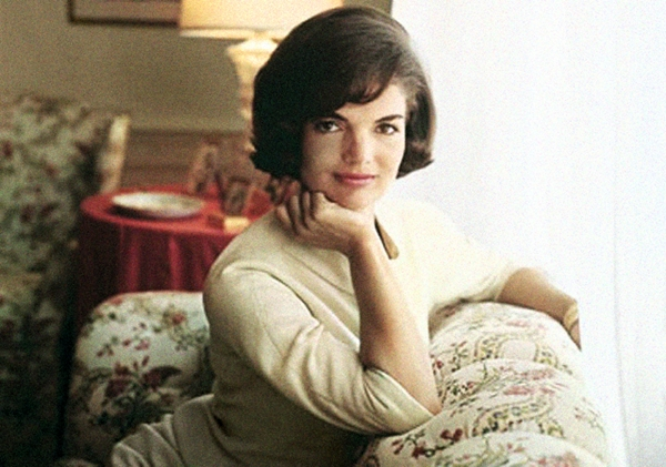 Slika 91 Dive XX veka: Prva dama
