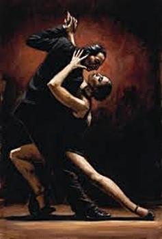 ¡Vamos a bailar! Tango