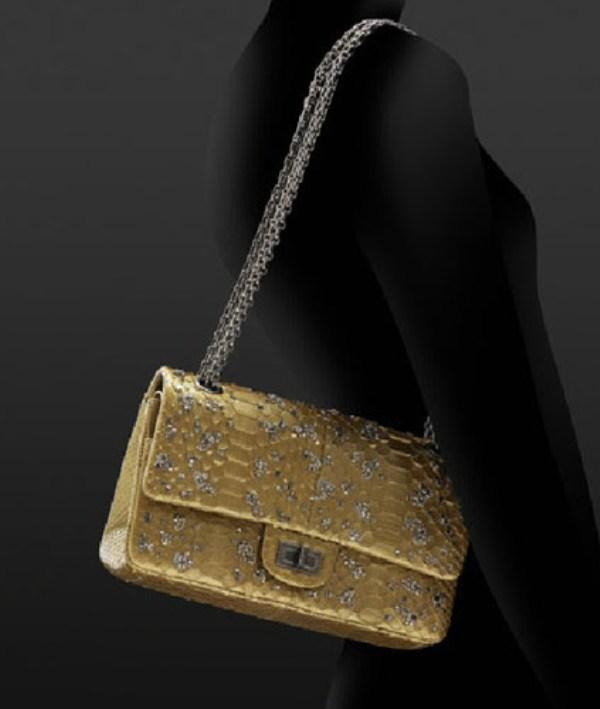Tasna 3. Chanel Paris Byzance kolekcija
