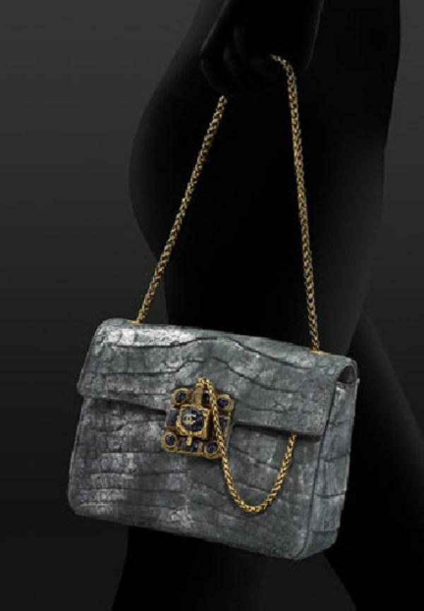 Tasna 4. Chanel Paris Byzance kolekcija