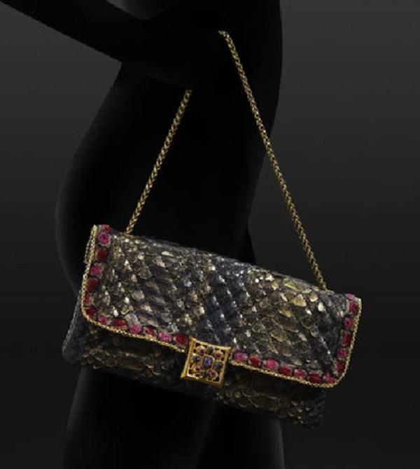 Tasna 6. Chanel Paris Byzance kolekcija