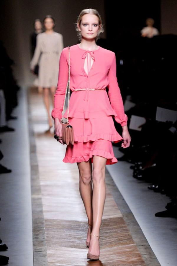 VALENTINO Modni trend: Fantastična pink