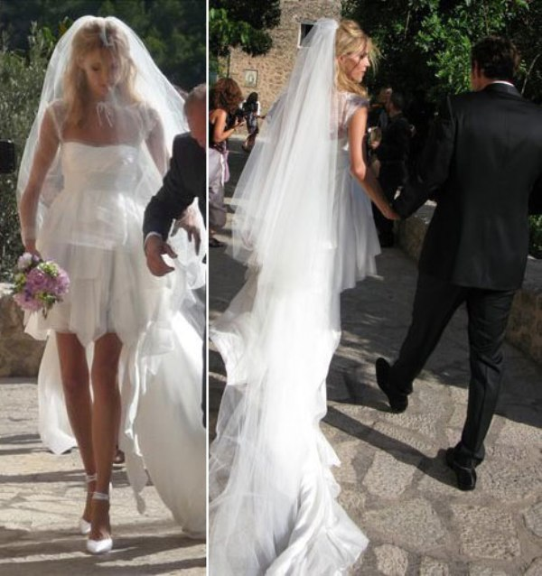 anja rubik sasha knezevic wedding Celebrity Wedding: Anja Rubik & Saša Knežević