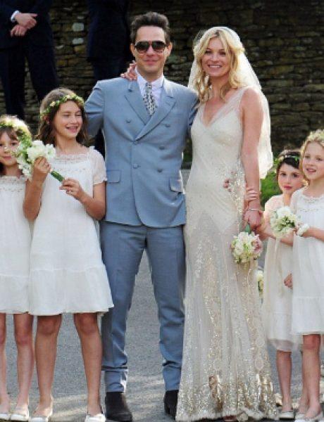 Celebrity Wedding: Kate Moss & Jamie Hince