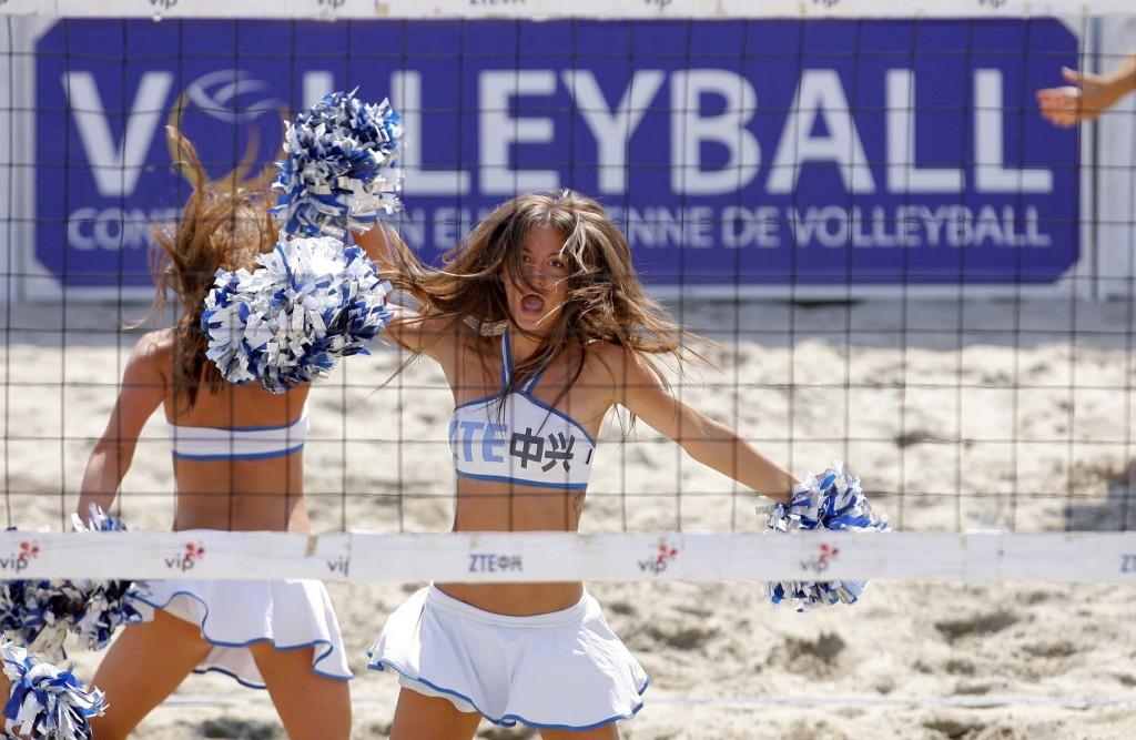 cheerleaders 527 1024x667 Vip Beach Masters 2011 – Evropsko prvenstvo u odbojci na pesku