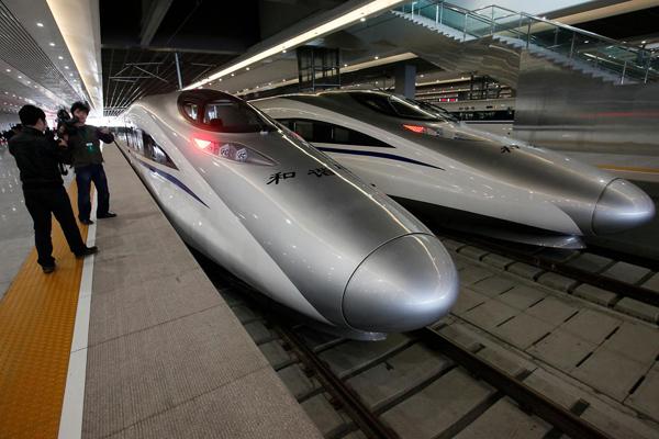 china fastest train Najlepši mostovi sveta   specijal: Mostovi Donghai, Jiaozhou i Danyang–Kunshan