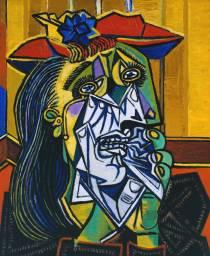 dora plače Muze na Zemlji: Sedam muza Pabla Pikasa