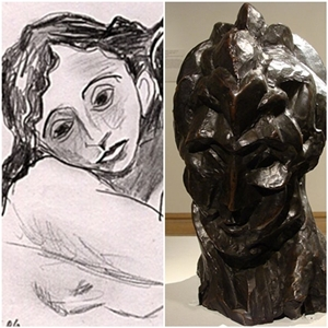 fernanda Muze na Zemlji: Sedam muza Pabla Pikasa
