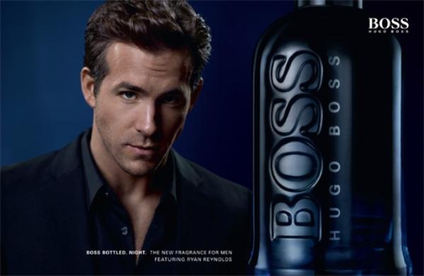 hugo boss bottled night herengeur Frajer bajan   Rejnolds Rajan!