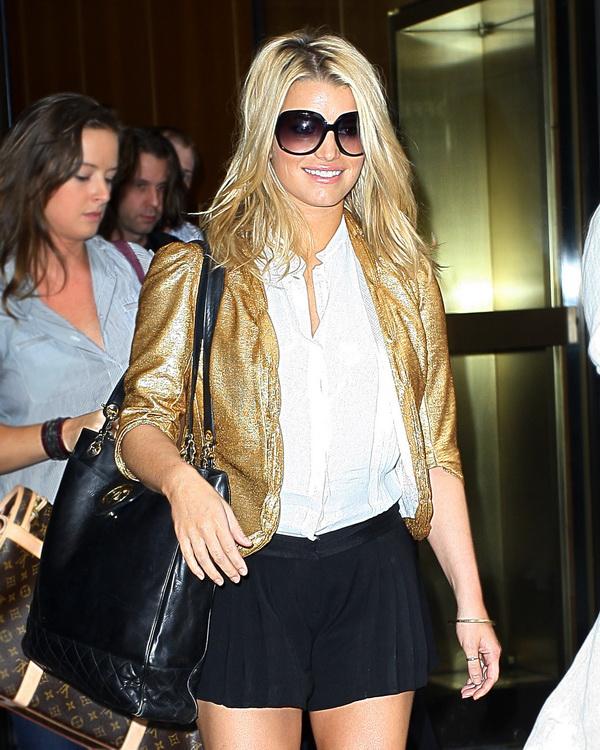 jessica simpson christian dior sunglasses Hot pants