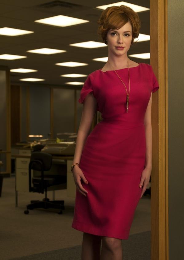 joan madmen Holivud kao inspiracija: poslovni stil