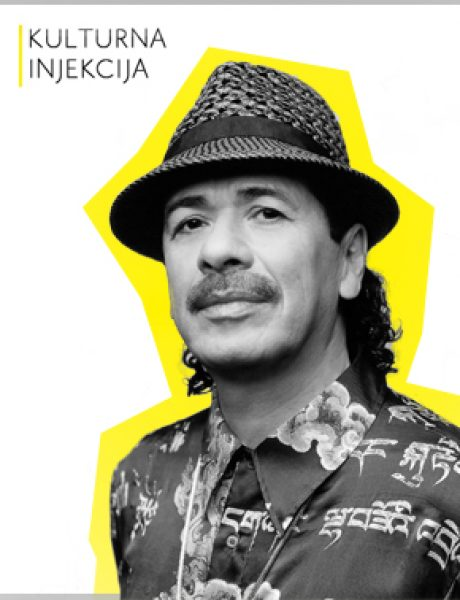 Kulturna Injekcija: Santana & ETHNIC CHIC