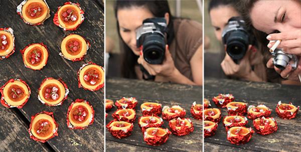 kolazmajablog U kuhinji sa varjačom, olovkom i fotoaparatom