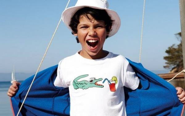 lacoste spring summer 2011 collection for children enfants look 1 Lacoste kolekcija za decu