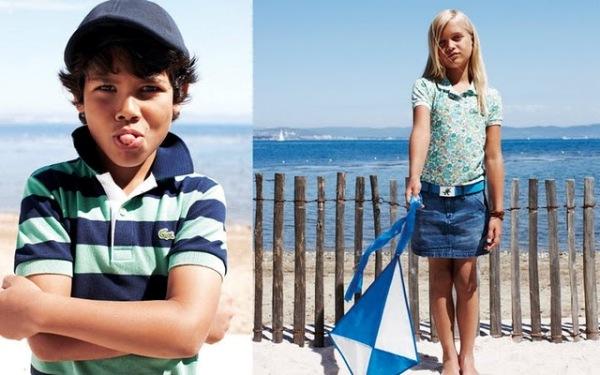lacoste spring summer 2011 collection for children enfants look 10 Lacoste kolekcija za decu