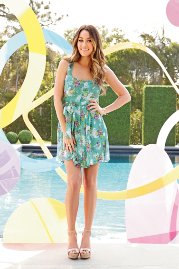 lc lauren conrad summer 2011 04 Lookbook: Lauren Conrad za Kohls