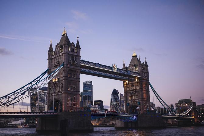 london Omiljene destinacije poznatih ličnosti