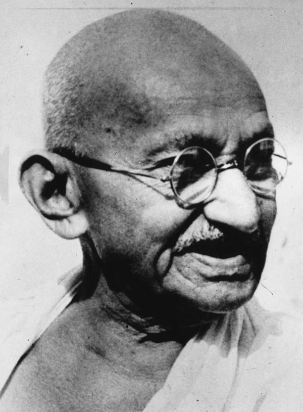 mahatma gandhi Ljudi koji su pomerali granice: Mahatma Gandhi