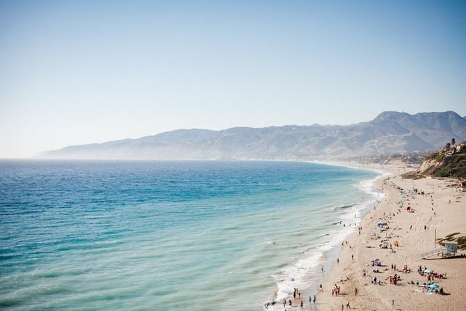 malibu Sunčanje sa stilom   Malibu, Kalifornija