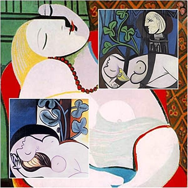 mari Muze na Zemlji: Sedam muza Pabla Pikasa