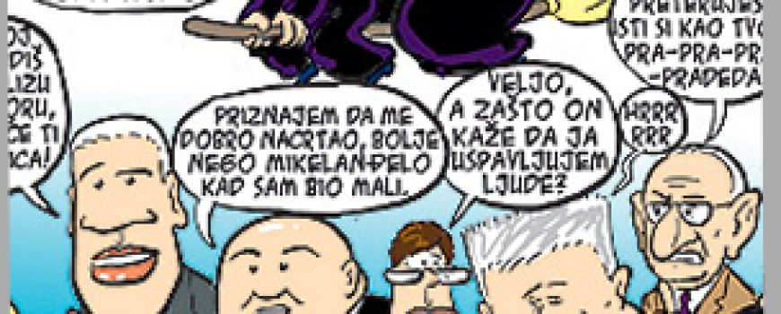 """Kulturna Injekcija: """"Više sreće ovaj put"""""""