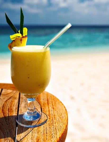 Leto, plaža, more i kokteli!