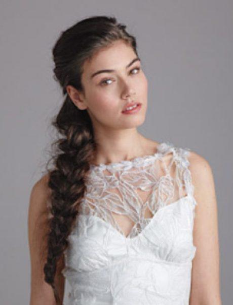 Moderne frizure za venčanje