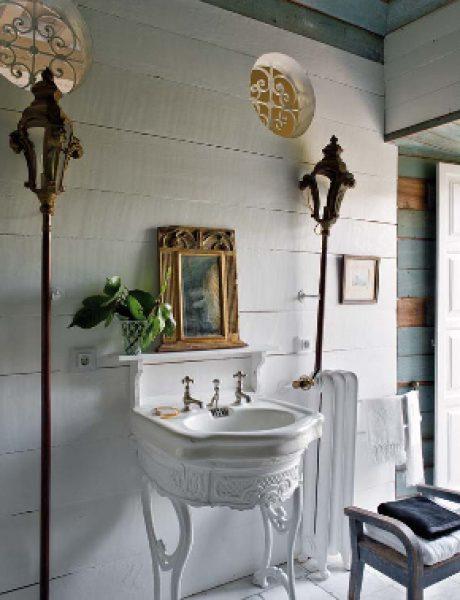 Elegantna i romantična kupatila