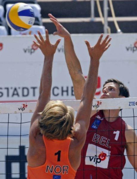 Vip Beach Masters 2011 – Evropsko prvenstvo u odbojci na pesku