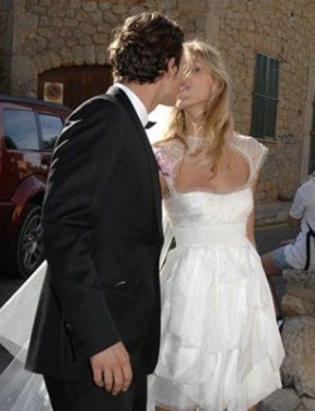 Celebrity Wedding: Anja Rubik & Saša Knežević