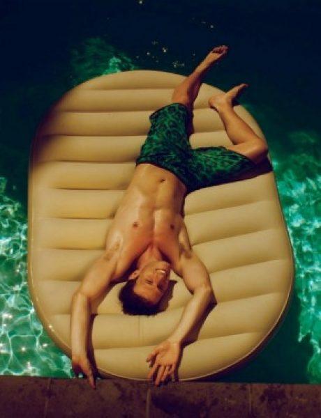 Just Cavalli Swimwear za muškarce – proleće/leto 2011. godine