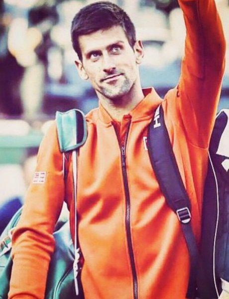 No.1 svetskog tenisa: Novak Đoković